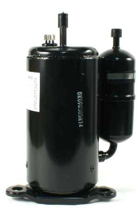 Ac Panasonic R22 rotary compressor lg model qj250kba a31asts 18000btuh 208 230 60 1 r22