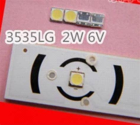 Lu Led Untuk Tv Lg 6 Volt 8 Kancing Sambung 4 4 Code 5451 led 6v 2w 3535 backlight tv original lg innotek r 1 50 em mercado livre