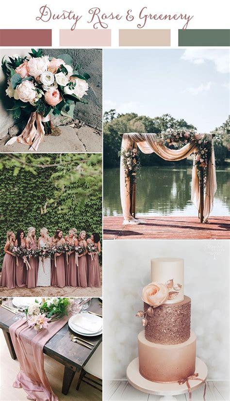 wedding trends top  wedding colors ideas