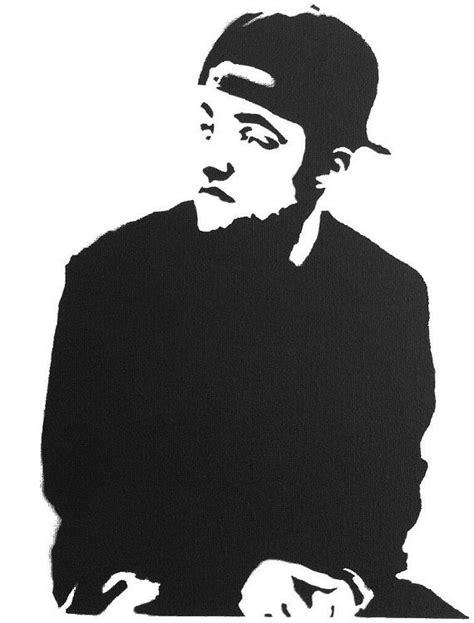 Mac Miller Portrait Vinyl Sticker www.etsy.com/shop