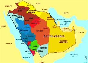 map arab saudi arabia maps