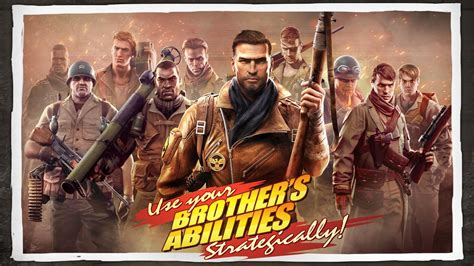 brothers in arms 2 apk brothers in arms 3 apk mod v1 4 3d data unlimited money free4phones