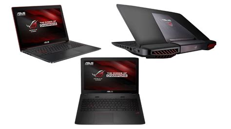 Asus Gaming Laptop Price In Malaysia new asus republic of gamers laptops coming to malaysia this month price starts at rm 3 199