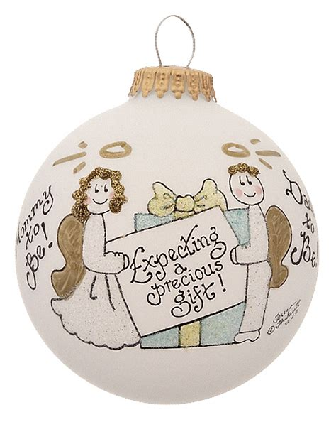 expecting parents christmas ornament expecting moms