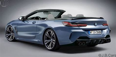 Bmw M8 2020 by 2020 Bmw M8 Convertible Rendered Looks Stunning