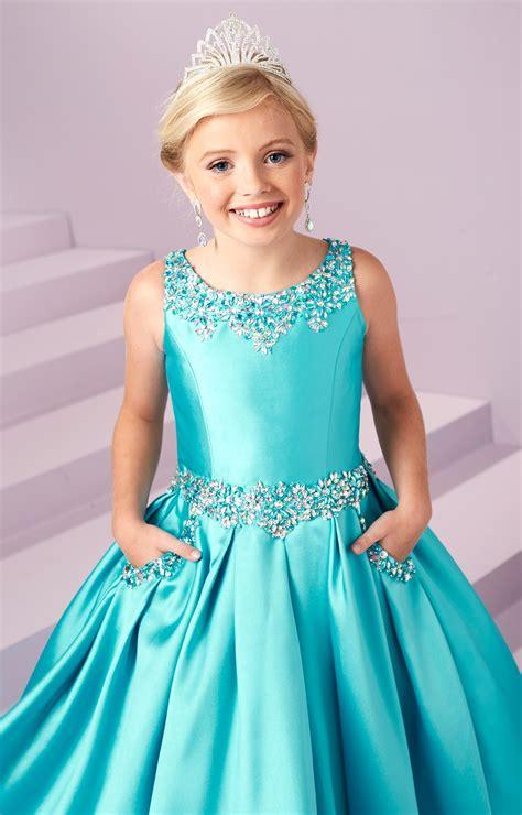 tiffany princess  silk ballgown dress prom dress