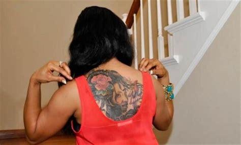 top  african celebrities   tattoos
