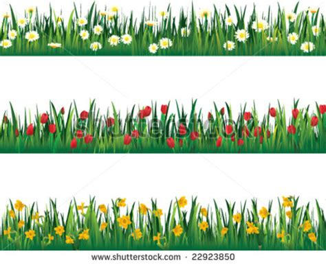 Patch Floral Bordir Bunga garden flower bed clipart clipart suggest