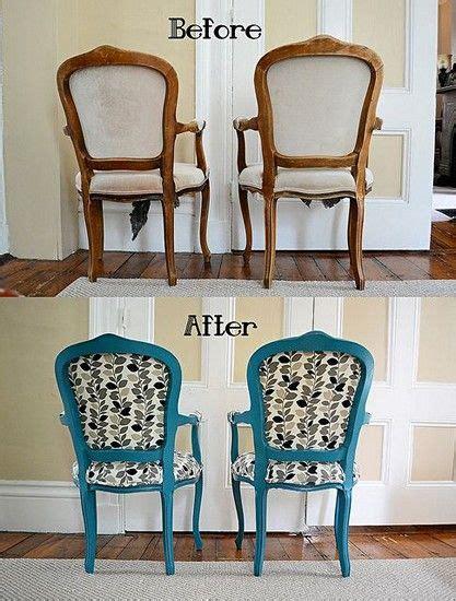 Stool Sofa Vintage Klasik Denim 10 furniture makeover ideas diy crafty pictures
