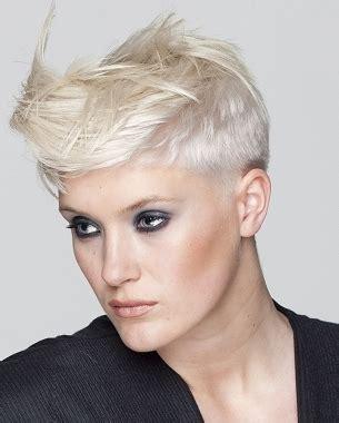 flipped up hairstyles short soft punk haircut with the short hairstyles with flipped bangs