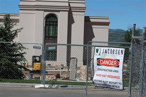 star valley temple open house star valley temple site not open to the public east idaho news