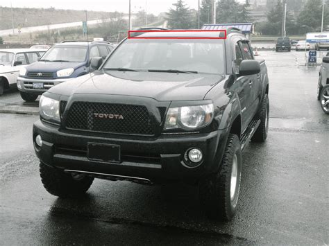 Tacoma Oem Roof Rack by Roof Rack Oem With Road Lights Tacoma World