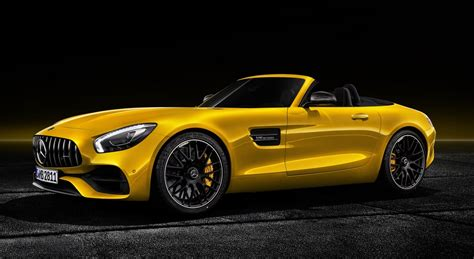 2019 Mercedes Amg Gt by Official 2019 Mercedes Amg Gt S Roadster