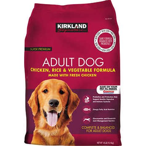 kirkland biscuits pet products