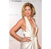 Doutzen Kroes  AmfAR New York Gala To Kick Off Fall 2010
