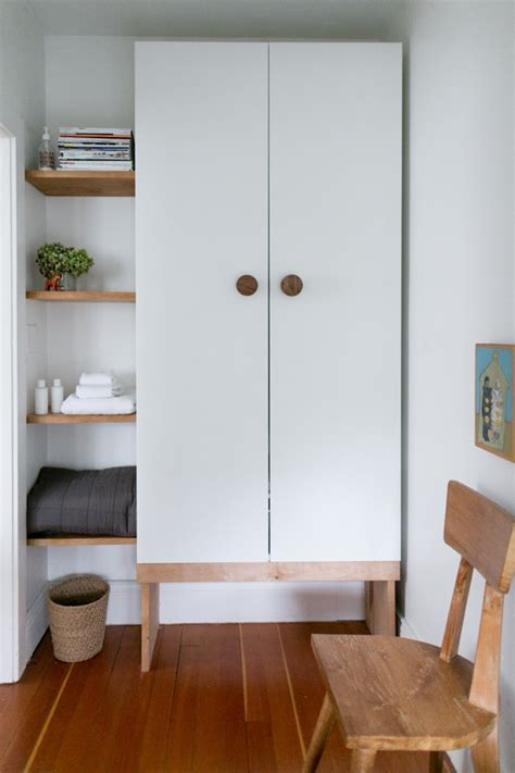 ikea wardrobe hacks an inviting and refined gathering space in seattle