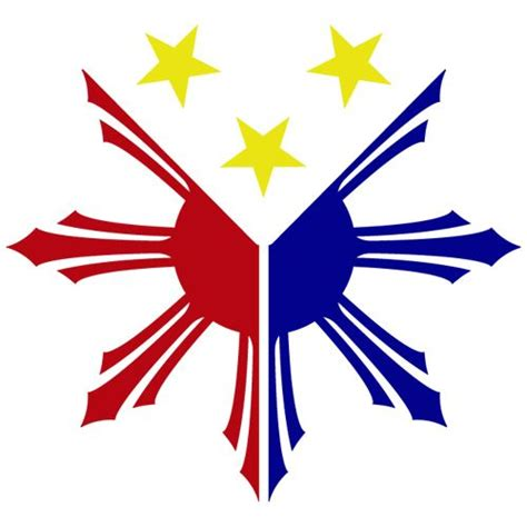 non copyrighted drawings philippine flag logo clipart