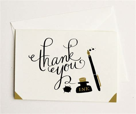 Printed Letter Paper 10pcs 17 best ideas about thank you letter on thank