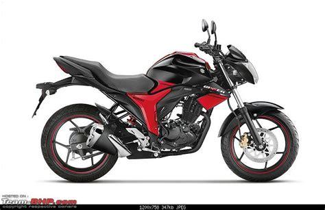 Suzuki Gixxer 150cc Images The Suzuki Gixer 150cc Page 4 Team Bhp