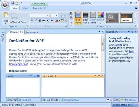 layout container for windows presentation foundation wpf wpf controls october 2007