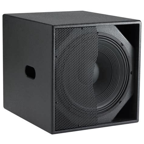 audiophony d15s caisson de basse passif de 300w rms