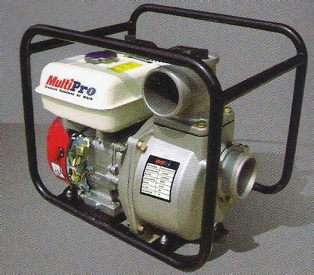 Pompa Air Bensin Kecil Pompa Air Bensin Gasoline Engine 3 Inch Gwp 30 4 Sw