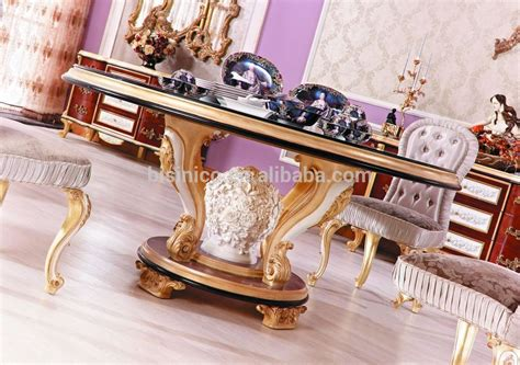 new luxury dining room furniture style new classic dining room furniture luxury wood carving dining table for 6