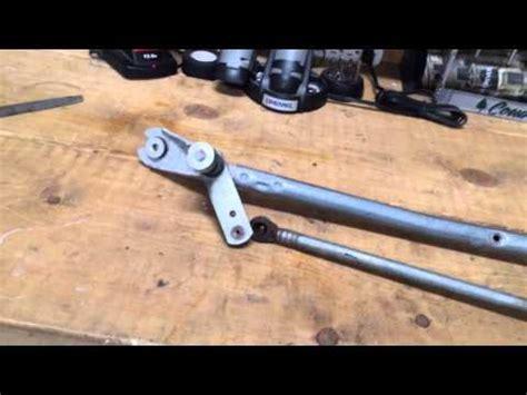 repair 2007 ram 1500 wiper transmission linkage youtube