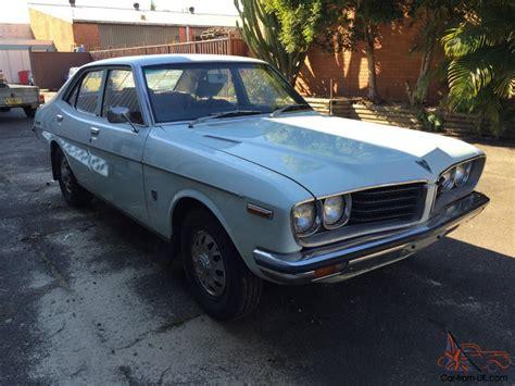 1976 Toyota Corona For Sale Toyota Corona Mk Ii 1976 4d Sedan Automatic 2 6l Carb