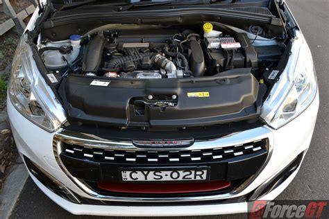 motor peugeot 2016 peugeot 208 gti review