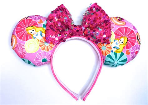 Handmade Minnie Mouse Ears - in mouse ears handmade minnie ears inspired