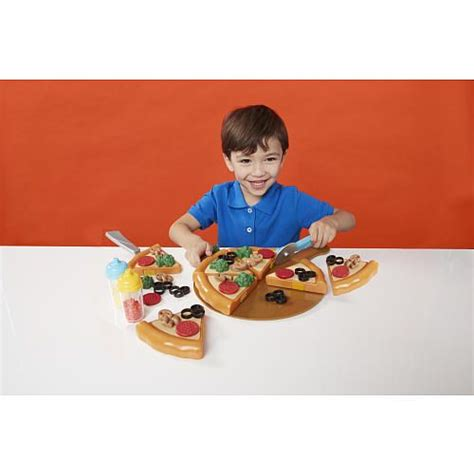 Chef Toys just like home pizza chef playset home toys and plays
