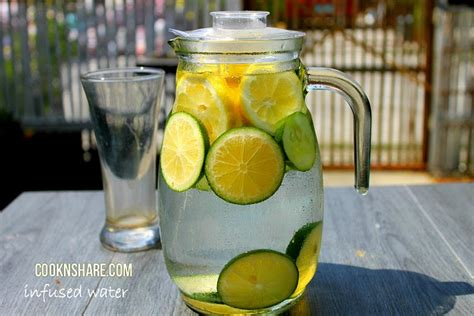 Is Lime As As Lemon For Detox by Detox Infused Water Lemon Lime And Cucumber Episode