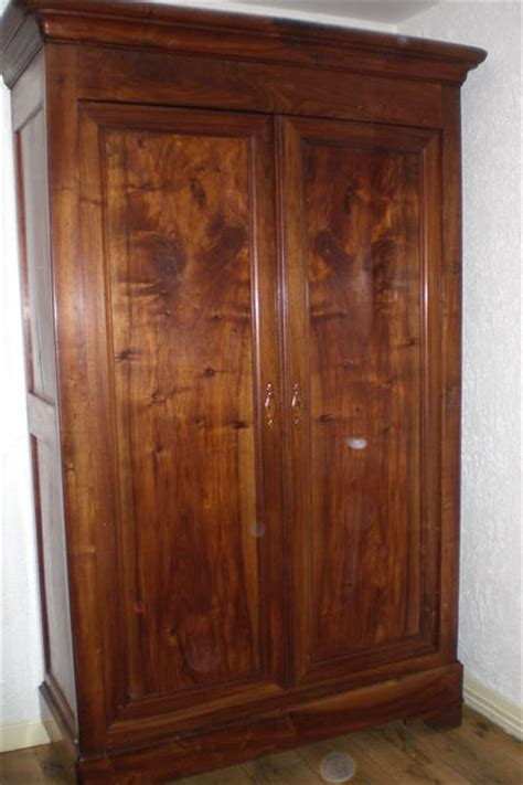 Armoire Louis Philippe Prix by Prix Armoire Noyer Massif My