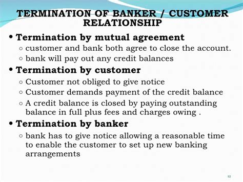 Relationship Banker by Chapter 10 Banker Customer Relationship
