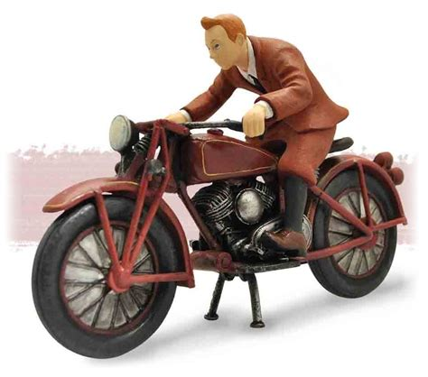 Motorrad Aus Film by Les Aventures De Tintin Le Film Tintin Moto Coffret