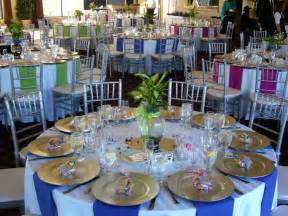 Wedding table decoration ideas