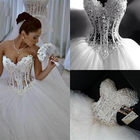 lace sheer wedding gowns aliexpress buy luxury sheer lace wedding dress