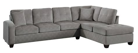 gray sofa with chaise lounge charcoal gray sectional sofa with chaise lounge gray