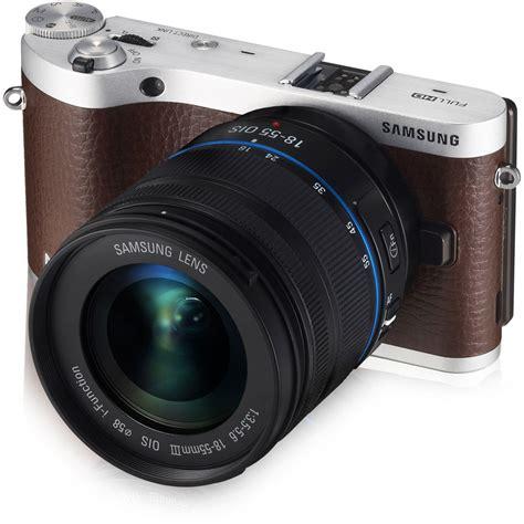 Kamera Samsung Mirrorless Nx samsung nx300 mirrorless digital ev nx300zbsvus b h