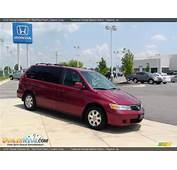 Car Picker  Red Honda Odyssey