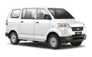 Suzuki Apv Fuel Consumption New Suzuki Apv Suzuki