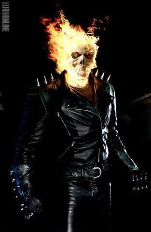 Zoom Ghost Rider Premiere by Ghost Rider 2 L Intrigue Actucine