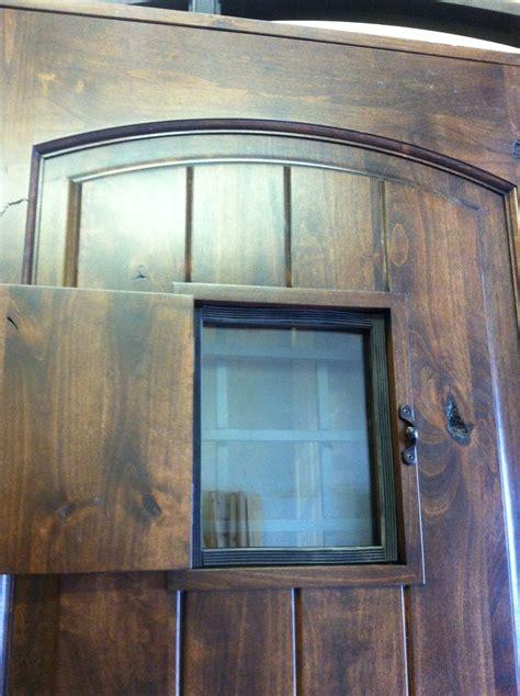 top exterior doors knotty alder rustic arch top entry door ex 1339 ksr door