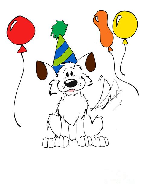 Bday Drawing by Happy Birthday Drawing By Barrett