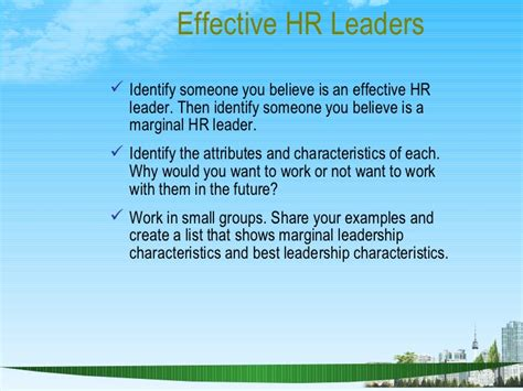 Why You Want To Do Mba In Hr by Hr And Organization Strategy Ppt Mba 2009