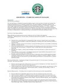 Resume Barista Starbucks Barista Resume Berathen Com