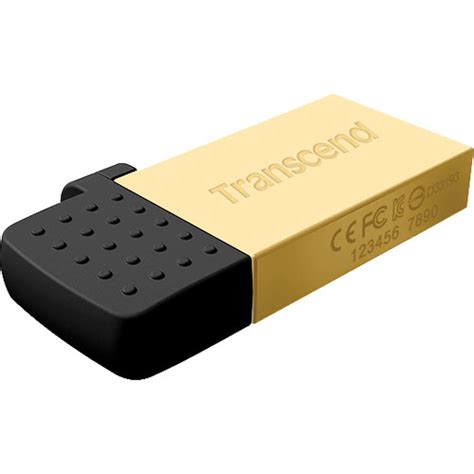 Usb Otg Transcend transcend 16gb jetflash 380 usb 2 0 otg flash drive