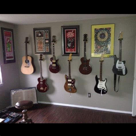 guitar bedroom ideas 57 best images about guitar room ideas on pinterest