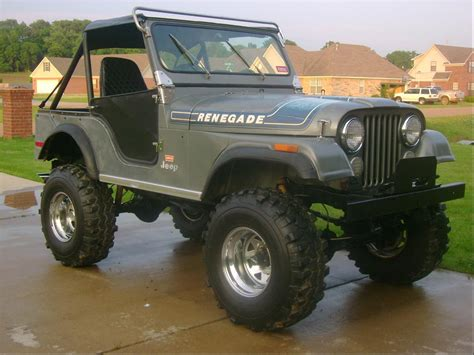 amc jeep cj7 jeep cj7 image 8